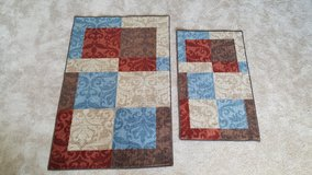 2 Matching Decorative Rugs in Fort Benning, Georgia