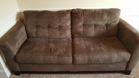Light Brown Couch in Fort Benning, Georgia