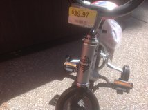 "Kid's  12"" Huffy Bike with Training Wheels in Fairfield, California"