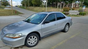 Honda Accord 2002 in Fort Leonard Wood, Missouri