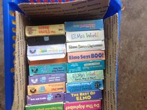 Child VHS Tapes (BOX) in Wheaton, Illinois