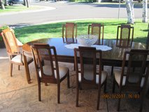 Thomas Ville Traditional 8 Chair Dining Room SET in Travis AFB, California