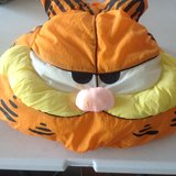 Garfield pillow in Bartlett, Illinois
