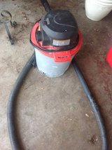 Dry vac with hose in Oswego, Illinois