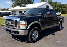 2008 Ford F-250 Powerstroke Crew Cab Lariat in Fort Leonard Wood, Missouri