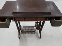 Old sewing table in Okinawa, Japan