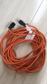 50ft outdoor extension cord in Okinawa, Japan