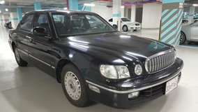SUPER CLEAN!!! 2000 HYINDAI DYNASTY(LUXURIOUS MODEL)AUTO,BLACK &BLACK in Osan AB, South Korea