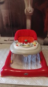 Baby walker with play center in Ramstein, Germany