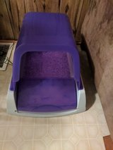 Scoop free automatic litter box in Cherry Point, North Carolina