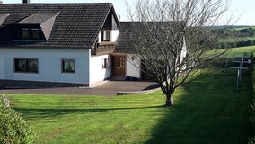 House 5 bedrooms with a beutiful barbecue place 2 bathrooms 176 qm in Lambertsberg in Spangdahlem, Germany