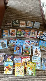 31 children's dvds in Lakenheath, UK