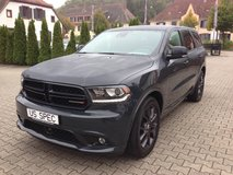 2017 Dodge Durango R/T AWD *Only 3,220 Miles*Factory Warranty*Loaded* in Ramstein, Germany