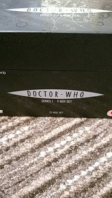 Doctor Who series 1-4 dvds in Lakenheath, UK