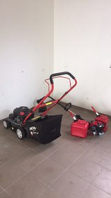 Lawn Mower and Weed Eater in Ramstein, Germany