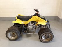 125cc 4 stroke  quad with reverse , electric start , cheap fun in Lakenheath, UK