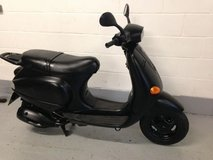 vespa  et4 125cc 4 stroke scooter long mot in Lakenheath, UK
