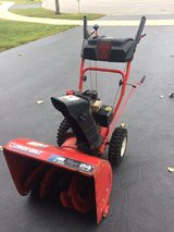 Troy-Bilt Snowblower in Yorkville, Illinois