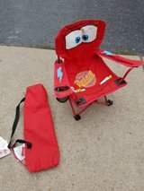 Cars kids chair in Oswego, Illinois