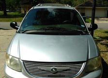 2002 Chrysler Town & Country in Conroe, Texas