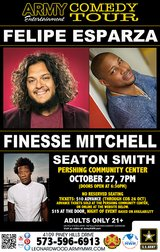 Tickets on Sale Now!! Comedy Tour! in Fort Leonard Wood, Missouri