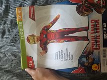 Iron man costume size 3-4t in Fort Hood, Texas