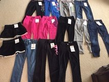 Girls Pants Size 7 and 8 in Glendale Heights, Illinois