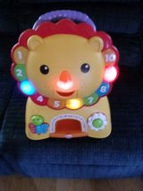 Fisher Price 3-in-1 Sit Stride and Ride Lion in Fort Knox, Kentucky