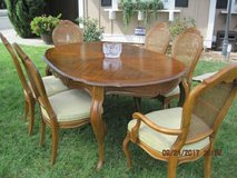 Vintage Drexel Heritage French Country Dining Set in Vacaville, California