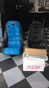 RCI low back polyurethane bucket seats with vinyl seat covers in Beaufort, South Carolina