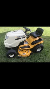 Cub Cadet lawn tractor low hours in Pleasant View, Tennessee