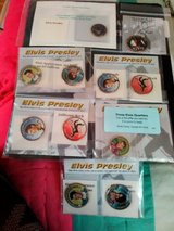 Elvis Presley 13 Coins!! Collectors or Fans or Kids in Fort Campbell, Kentucky