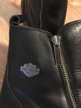 women Harley Davidson motorcycle boots in Pleasant View, Tennessee