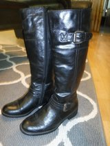 Wear Ever Women's Roe Black Riding Boots - Size 7 in The Woodlands, Texas