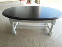 refinished coffee table in Oswego, Illinois