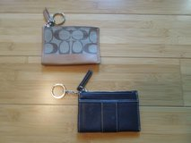 Coach Mini Skinny ID Cases - Lot of 2 in Batavia, Illinois