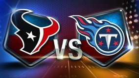 (2) TEXANS vs TITANS LOWER LEVEL SIDELINE SEATS - Sun, Oct. 1 - CALL NOW! in League City, Texas