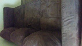 Brown couches in Fort Polk, Louisiana