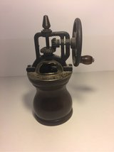 Antique Pepper grinder in Spangdahlem, Germany