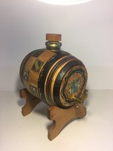 2 Liter Leather Wine  Cask in Spangdahlem, Germany