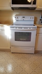 Electric Range in Oswego, Illinois
