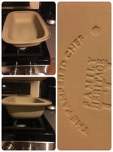 Pampered chef 9x13 heritage stoneware #1435 in Naperville, Illinois