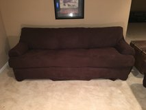 Leather Sofa and Loveseat in Elgin, Illinois