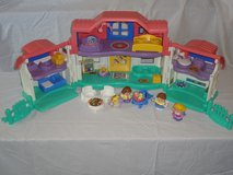 Used Fisher-Price Little People House Set in Oswego, Illinois