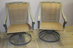 Pair of Outdoor Chairs in CyFair, Texas
