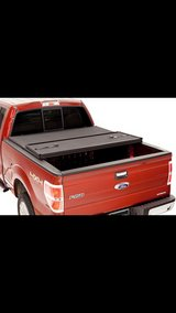 Tonneau Solid Truck Bed Cover in Tacoma, Washington