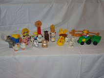 Used Fisher-Price Little People Farm accessories in Oswego, Illinois