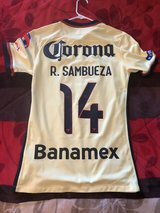Club america jersey in Fort Bliss, Texas