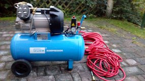 Air compressor 50 liter in Spangdahlem, Germany