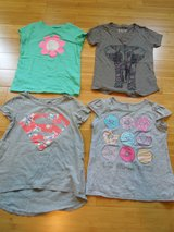Girl's T-Shirt Lot - Size 6 in Oswego, Illinois